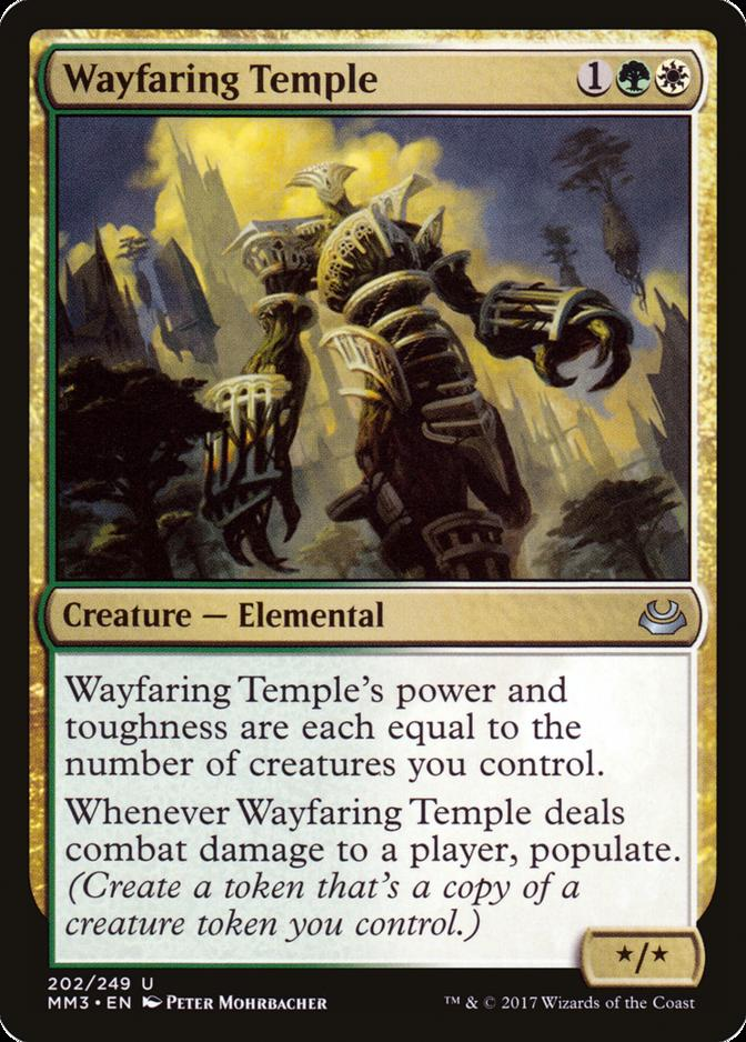 Wayfaring Temple [MM3]
