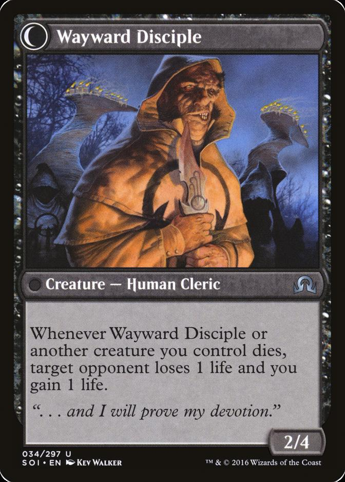 Wayward Disciple [SOI]