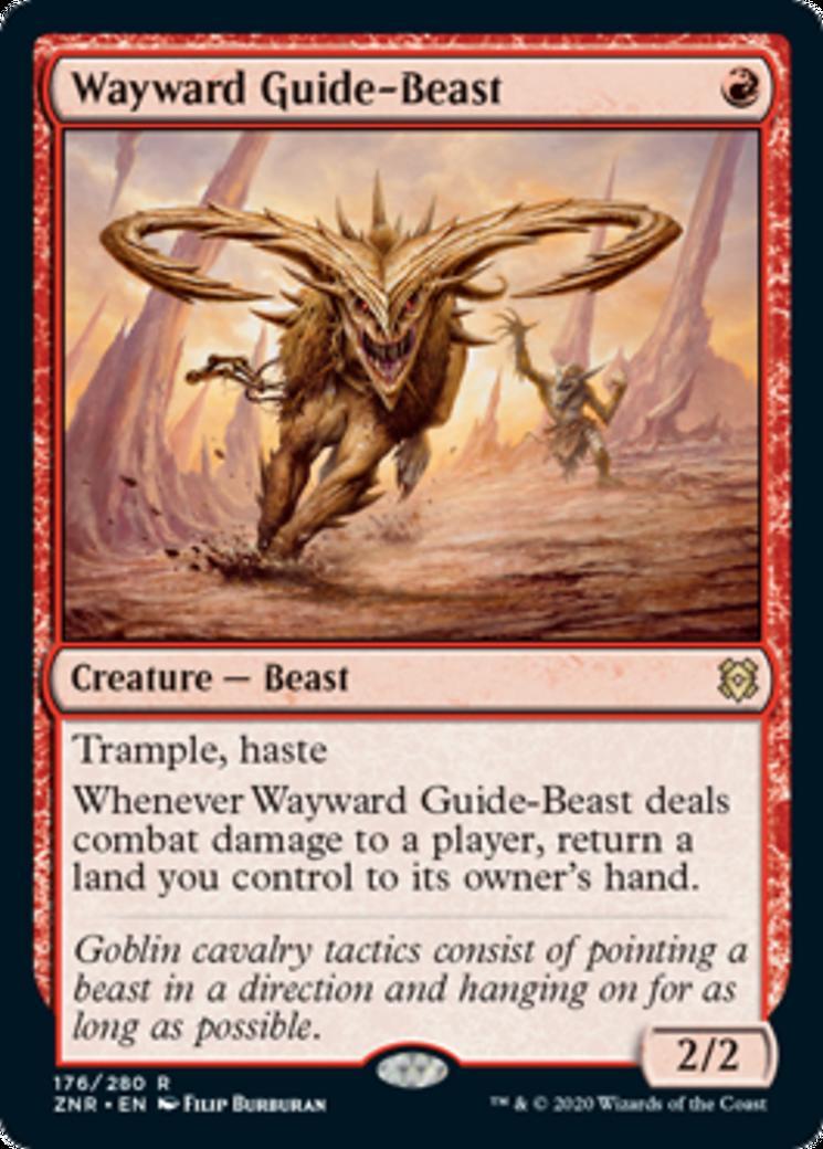 Wayward Guide-Beast [ZNR]