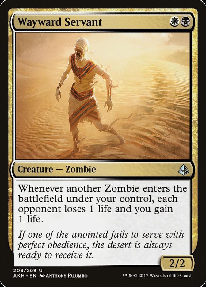 Wayward Servant [AKH]
