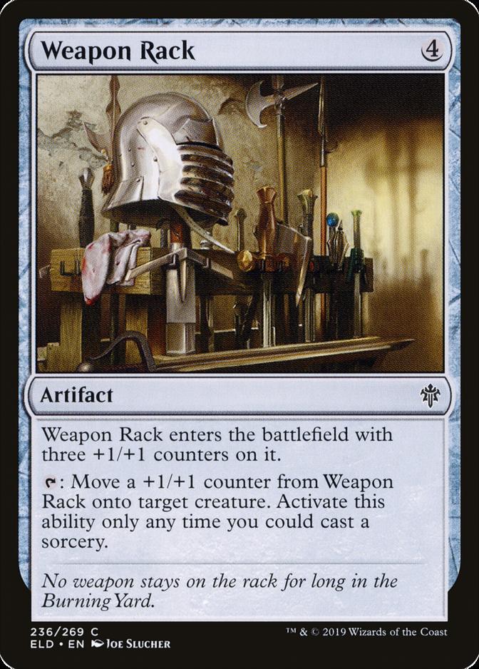 Weapon Rack [ELD]