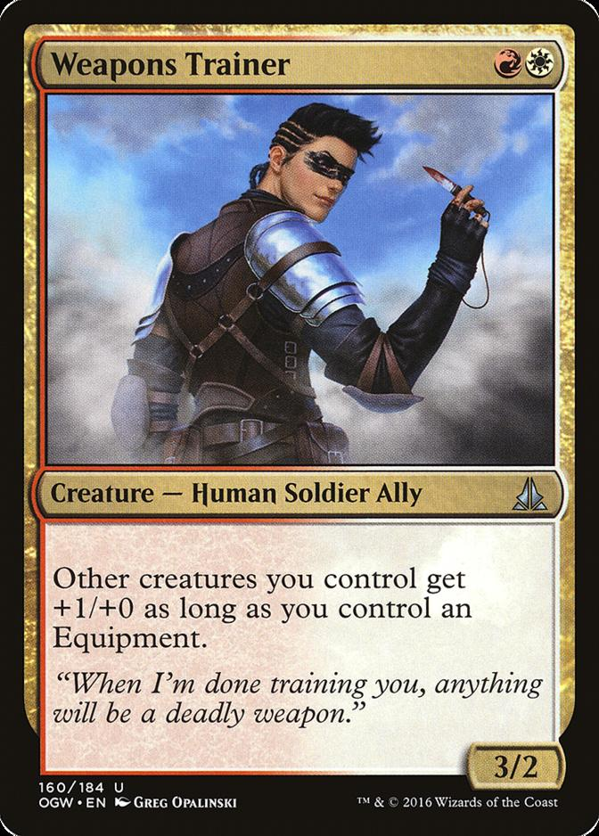 Weapons Trainer [OGW]