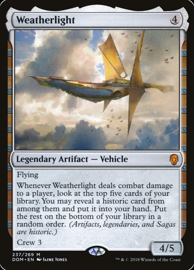 Weatherlight [DOM]