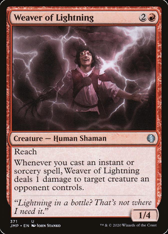 Weaver of Lightning [JMP]