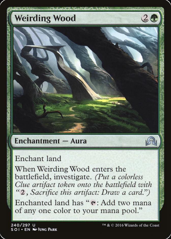 Weirding Wood [SOI]
