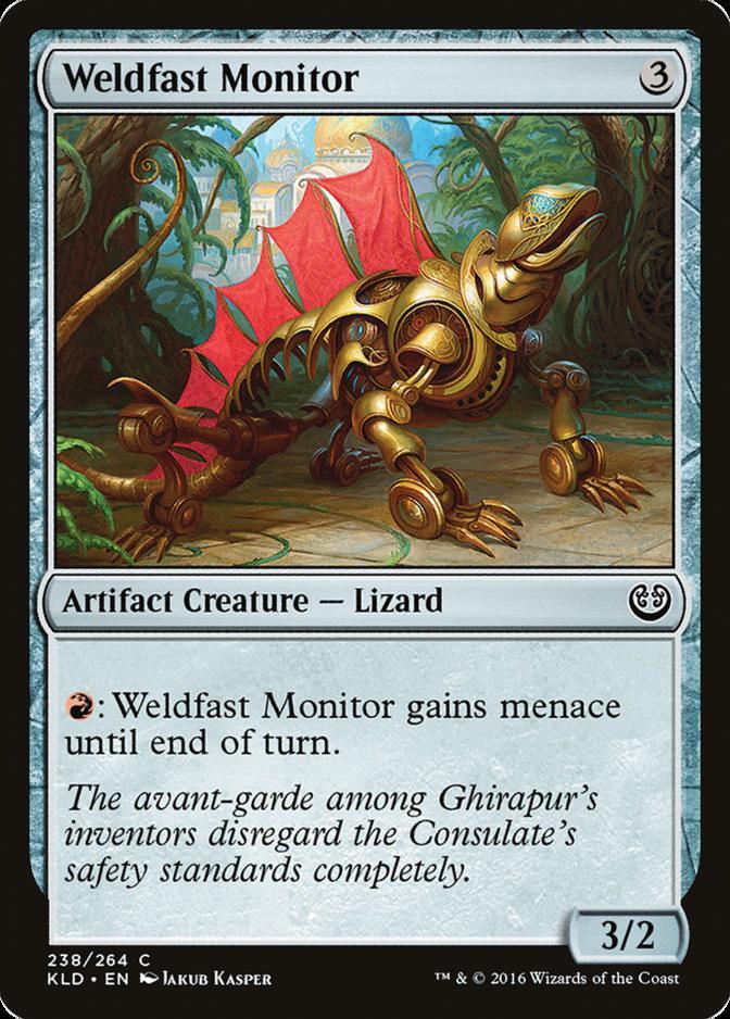 Weldfast Monitor [KLD]
