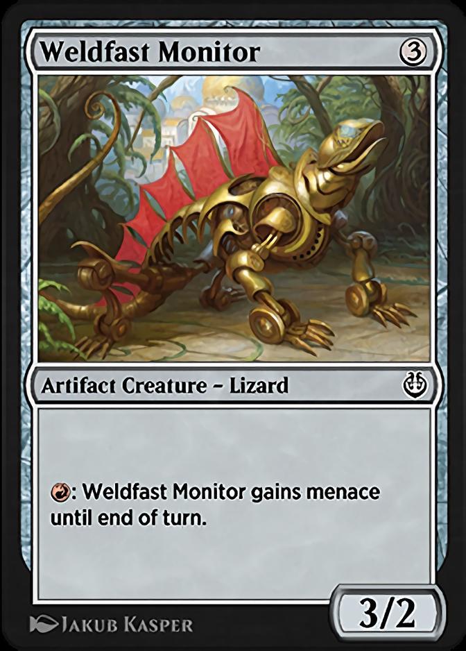 Weldfast Monitor [KLR]