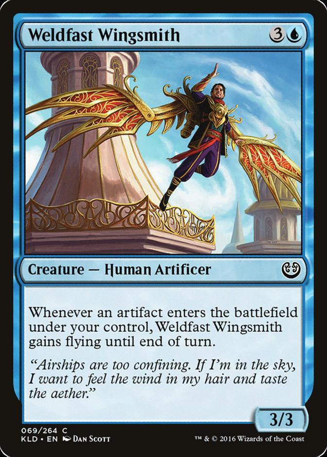 Weldfast Wingsmith [KLD]