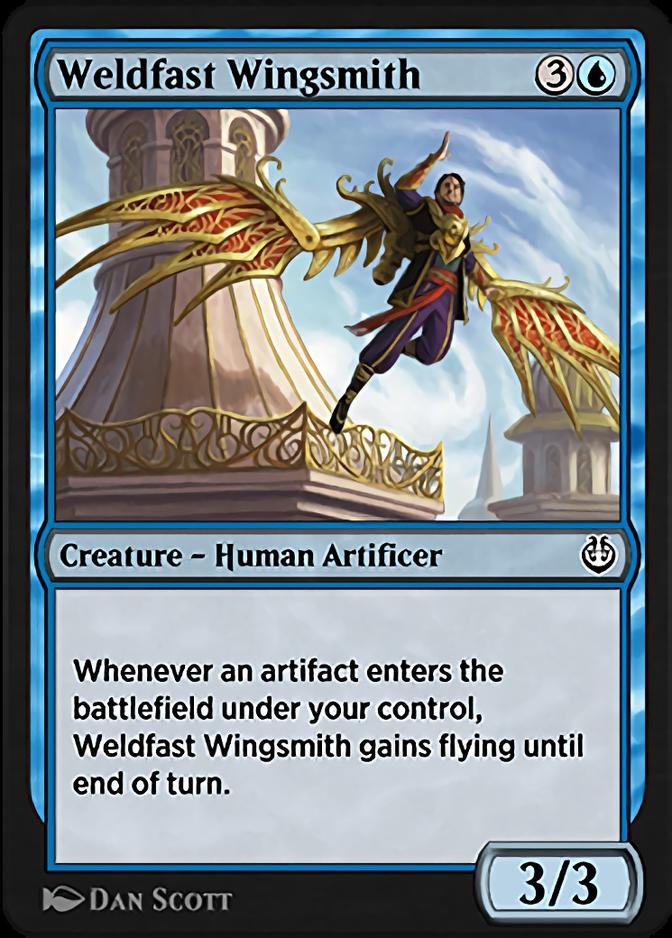 Weldfast Wingsmith [KLR]