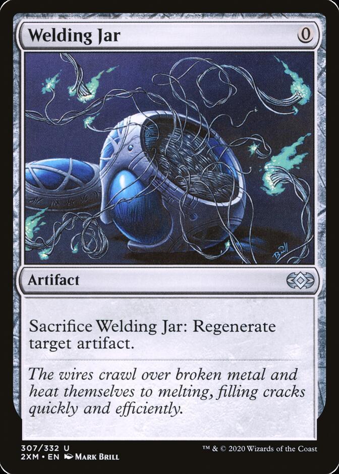 Welding Jar [2XM]