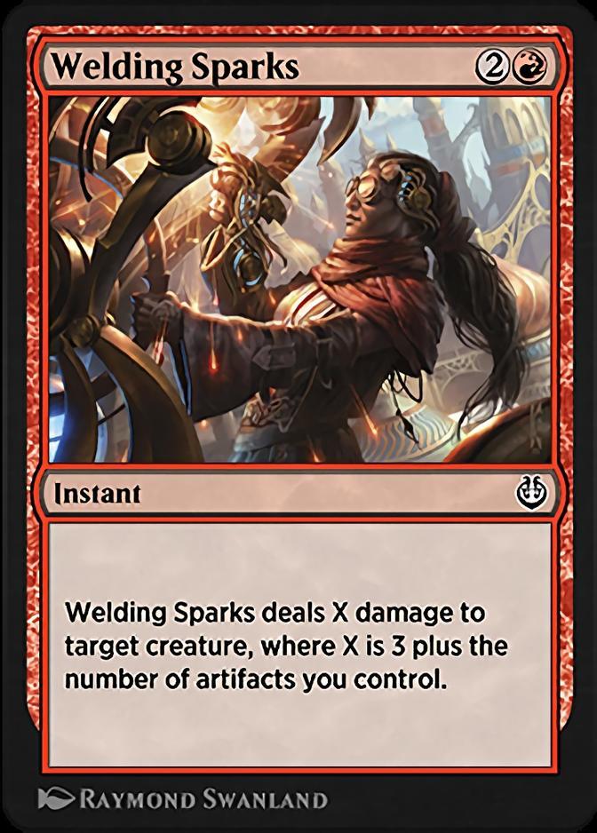 Welding Sparks [KLR]