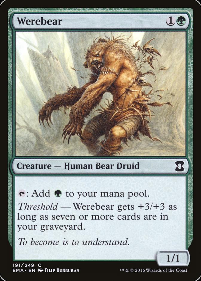 Werebear [EMA] (F)