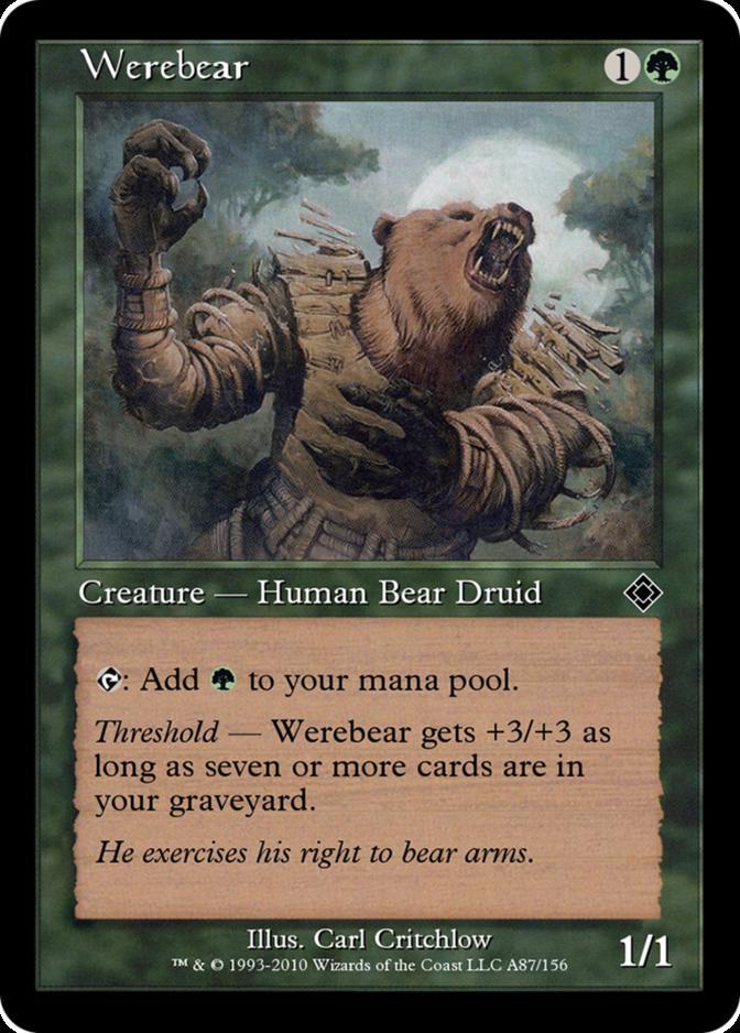 Werebear [TD0]