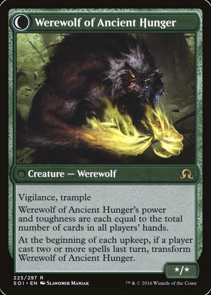 Werewolf of Ancient Hunger [SOI]