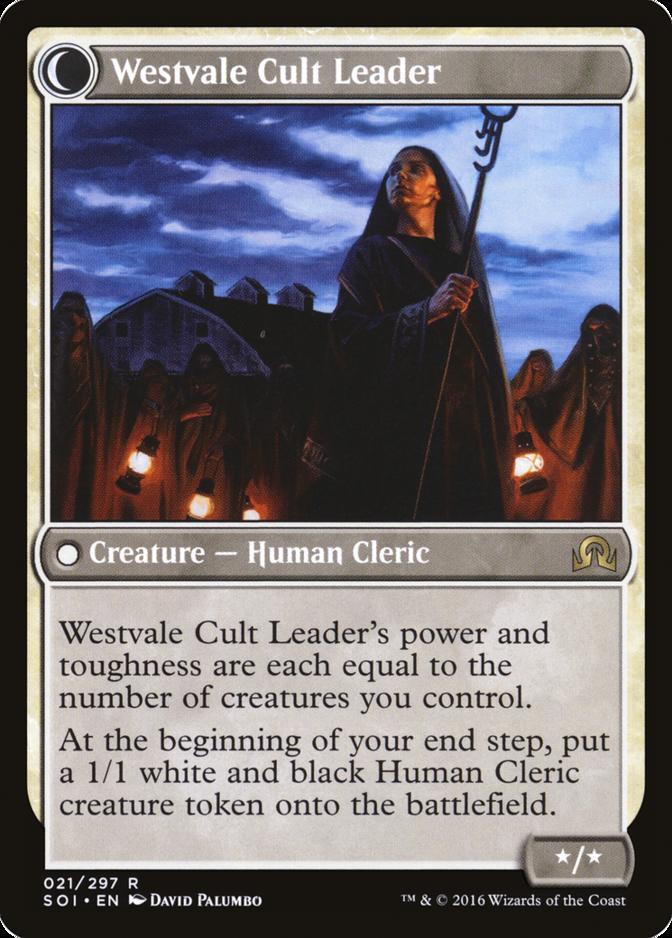 Westvale Cult Leader [SOI]