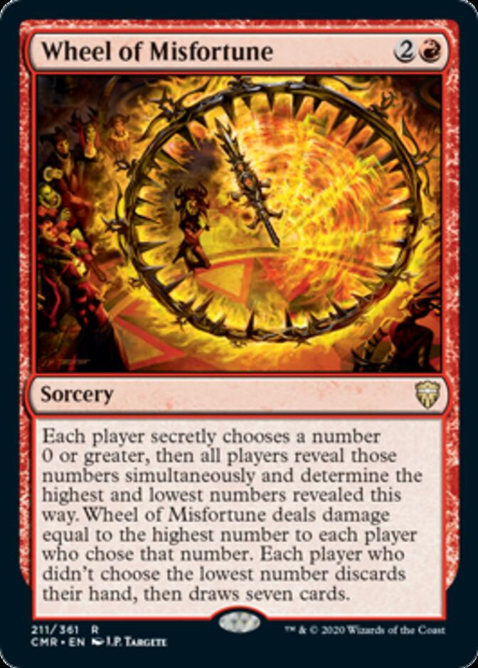 Wheel of Misfortune [CMR]