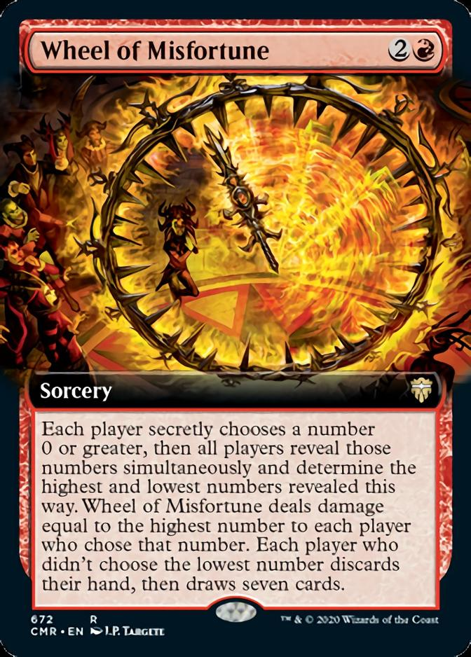 Wheel of Misfortune [PCMR]