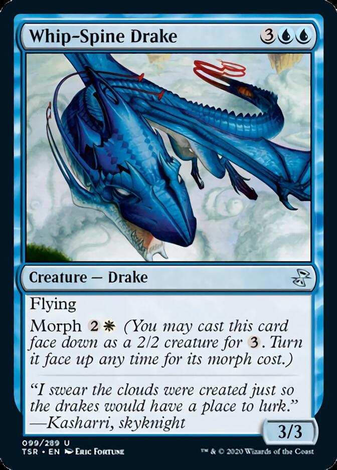 Whip-Spine Drake [TSR]