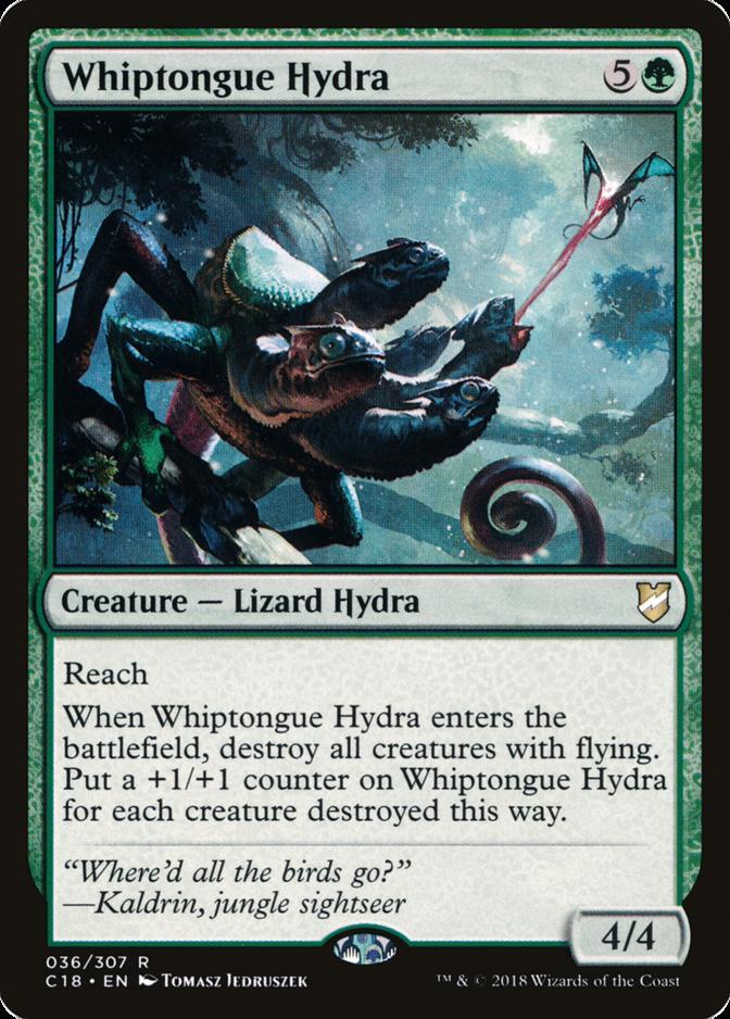 Whiptongue Hydra [C18]