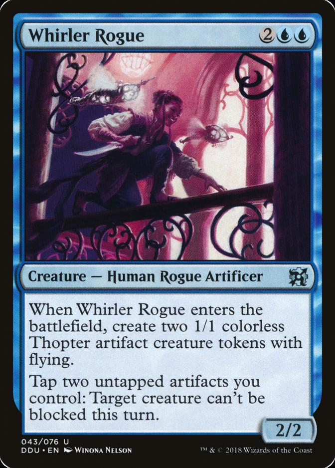 Whirler Rogue [DDU]