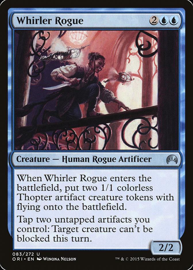 Whirler Rogue [ORI] (F)