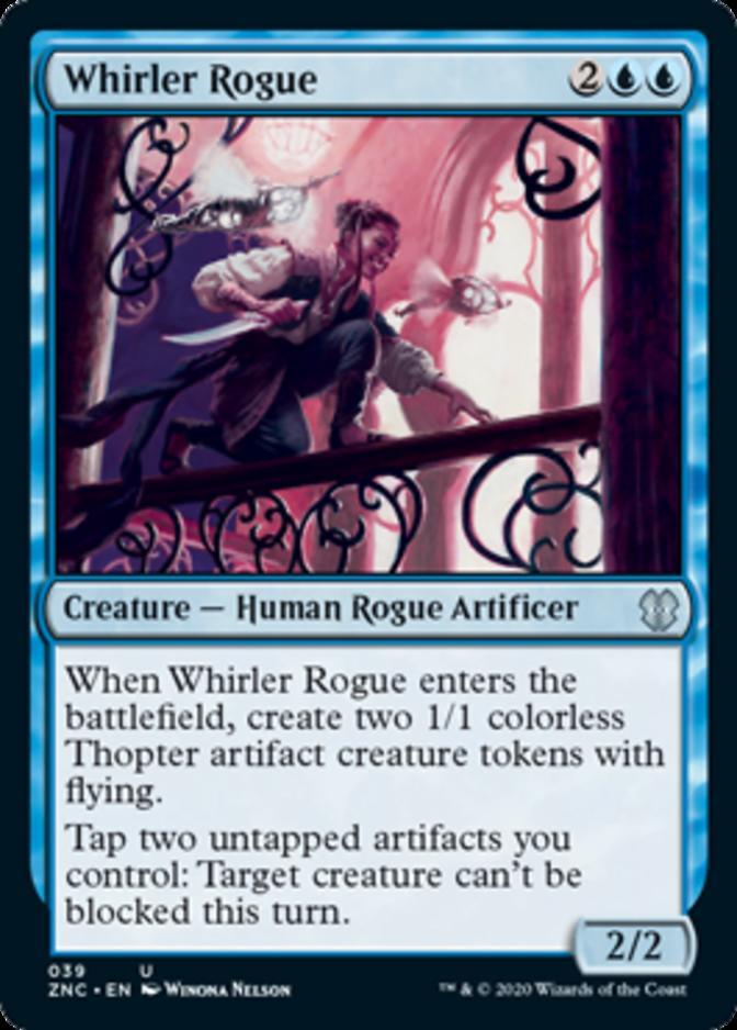 Whirler Rogue [ZNC]