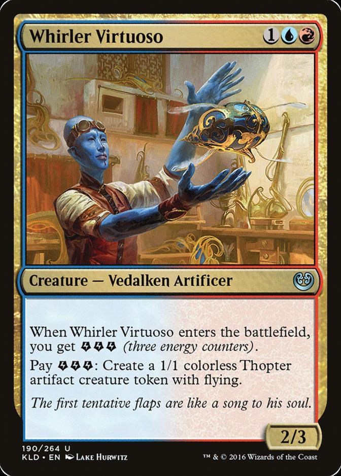 Whirler Virtuoso [KLD]
