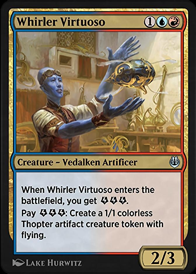 Whirler Virtuoso [KLR]