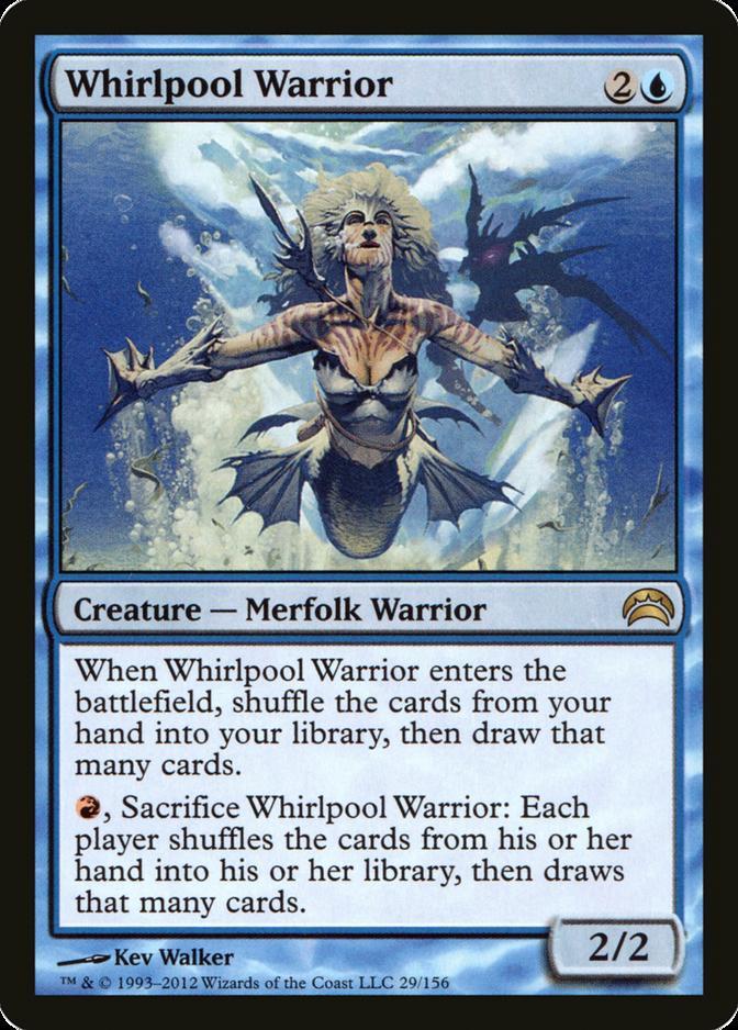 Whirlpool Warrior [PC2]