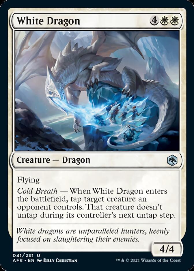 White Dragon [AFR]
