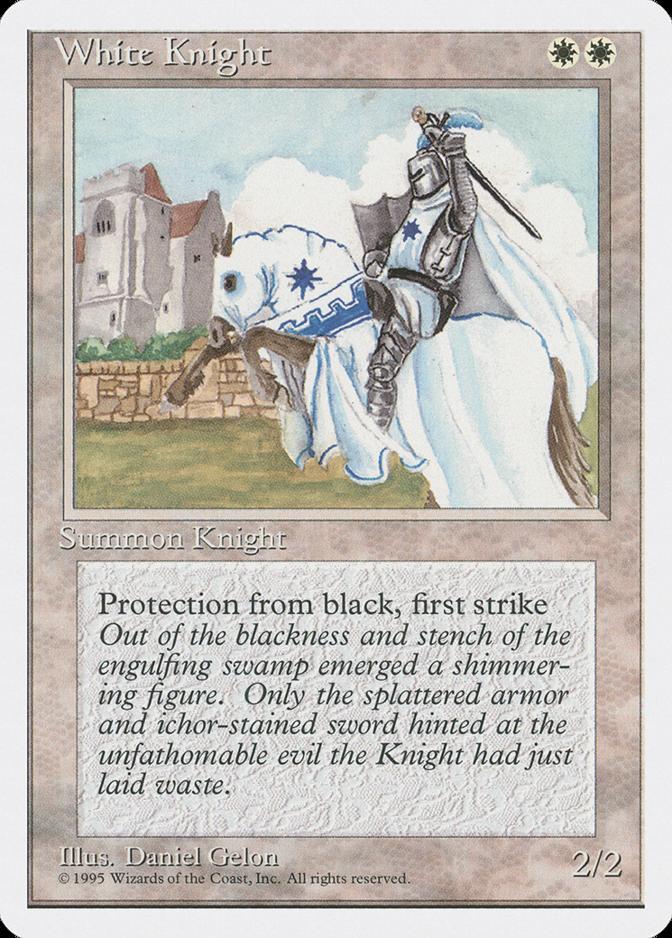 White Knight [4ED]