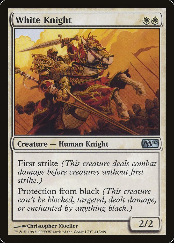 White Knight [M10]