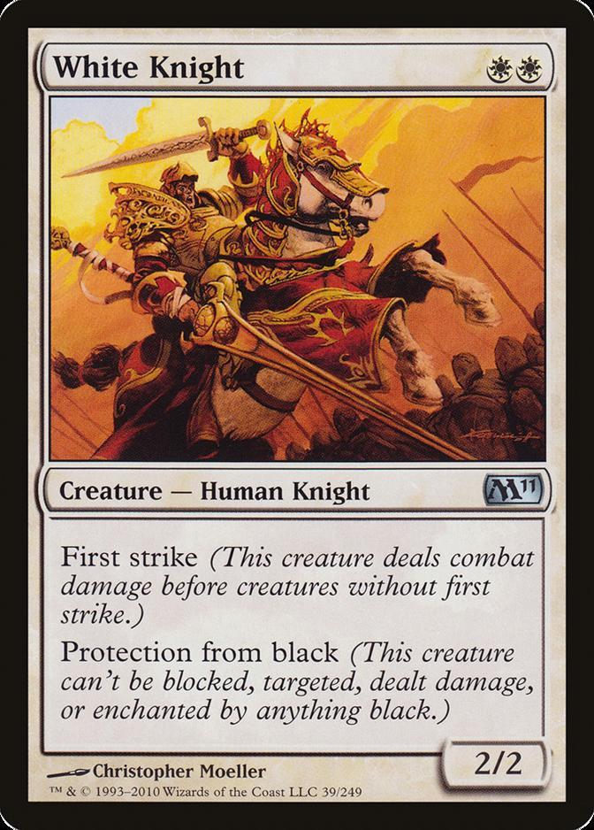 White Knight [M11]
