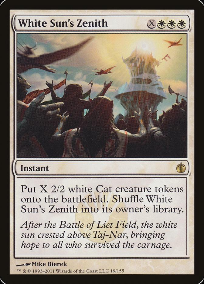 White Sun's Zenith [MBS]