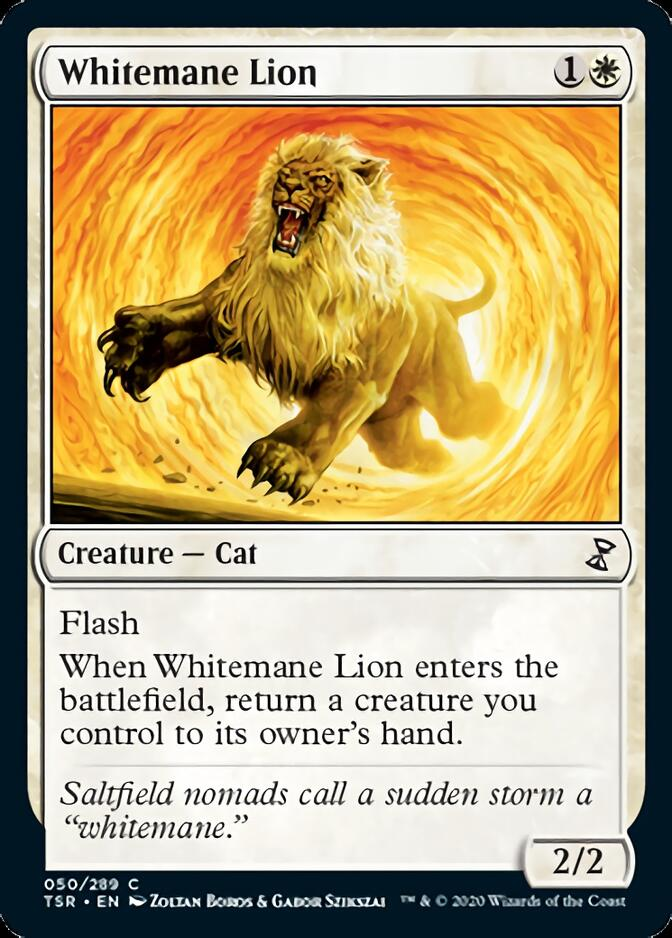 Whitemane Lion [TSR]