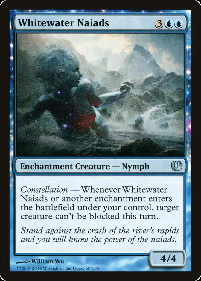 Whitewater Naiads [JOU]