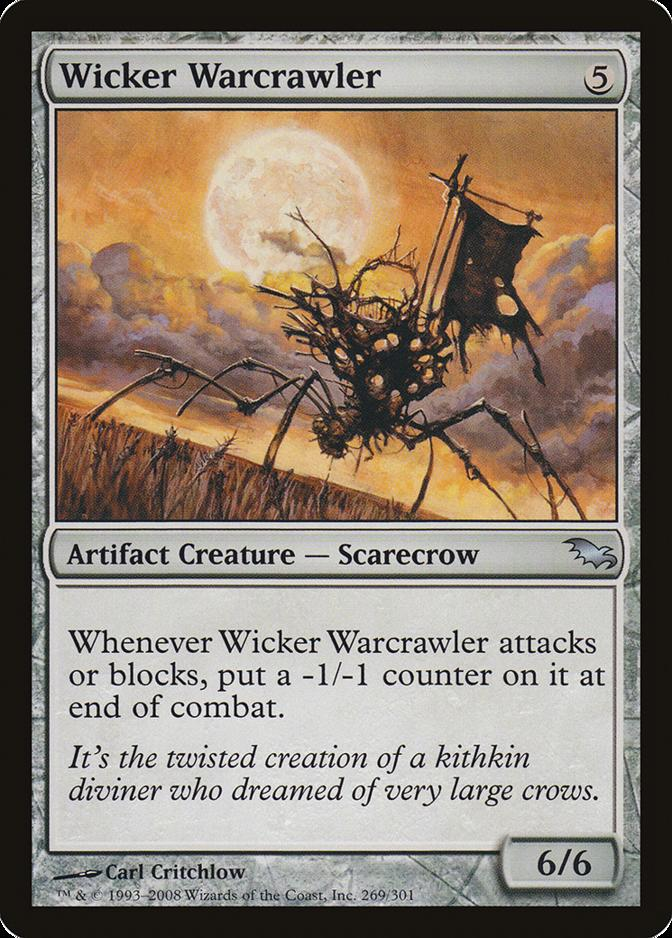 Wicker Warcrawler [SHM]