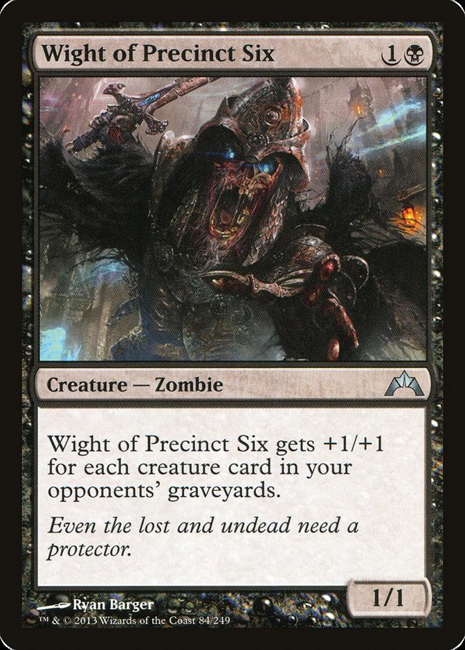 Wight of Precinct Six [GTC]