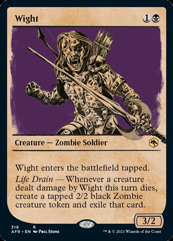 Wight <showcase> [AFR]