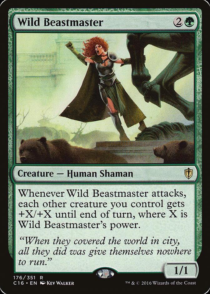 Wild Beastmaster [C16]