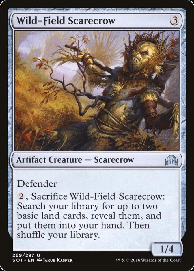 Wild-Field Scarecrow [SOI]