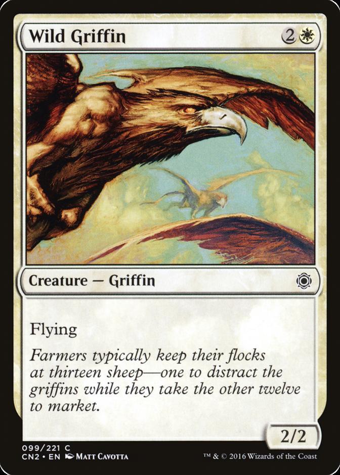 Wild Griffin [CN2]