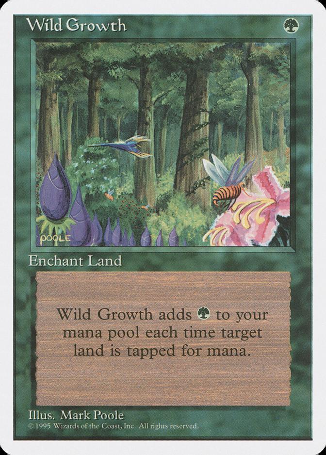 Wild Growth [4ED]