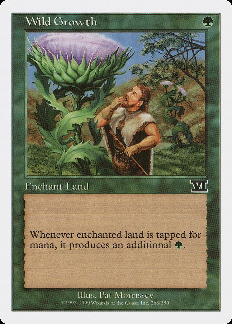 Wild Growth [6ED]