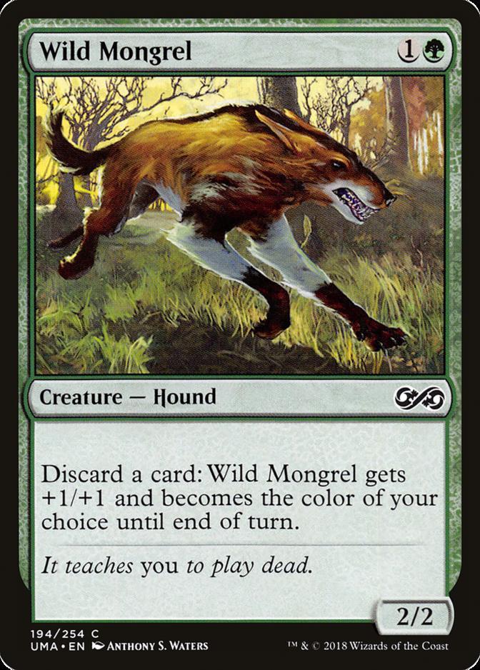 Wild Mongrel [UMA] (F)