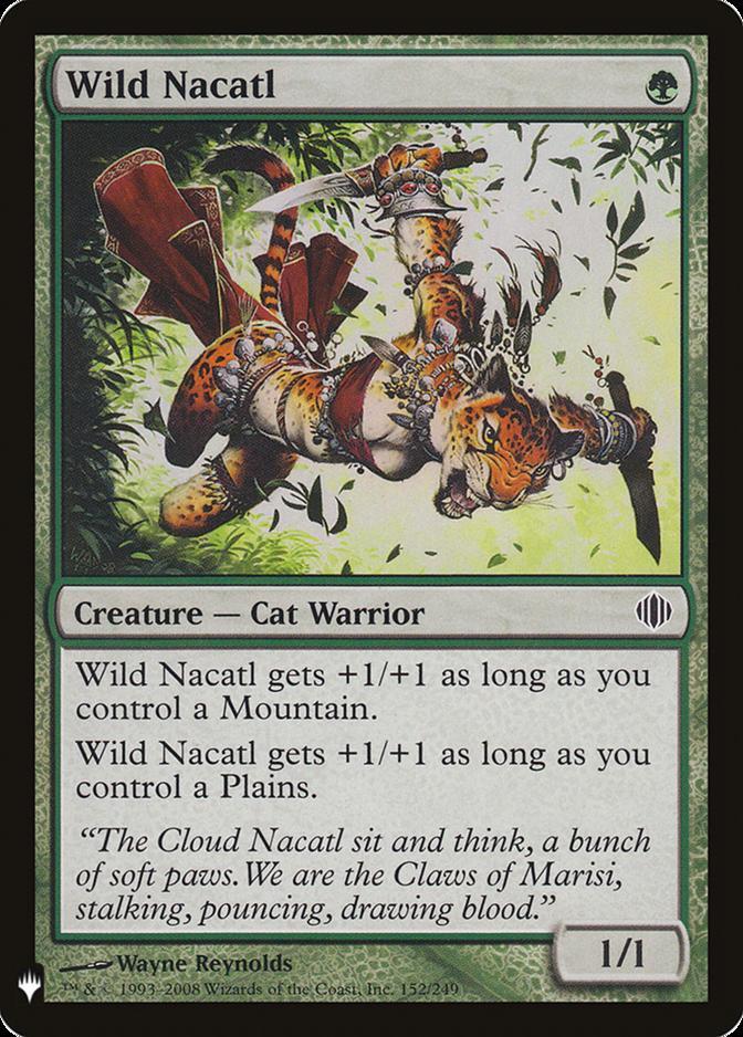Wild Nacatl [MB1]