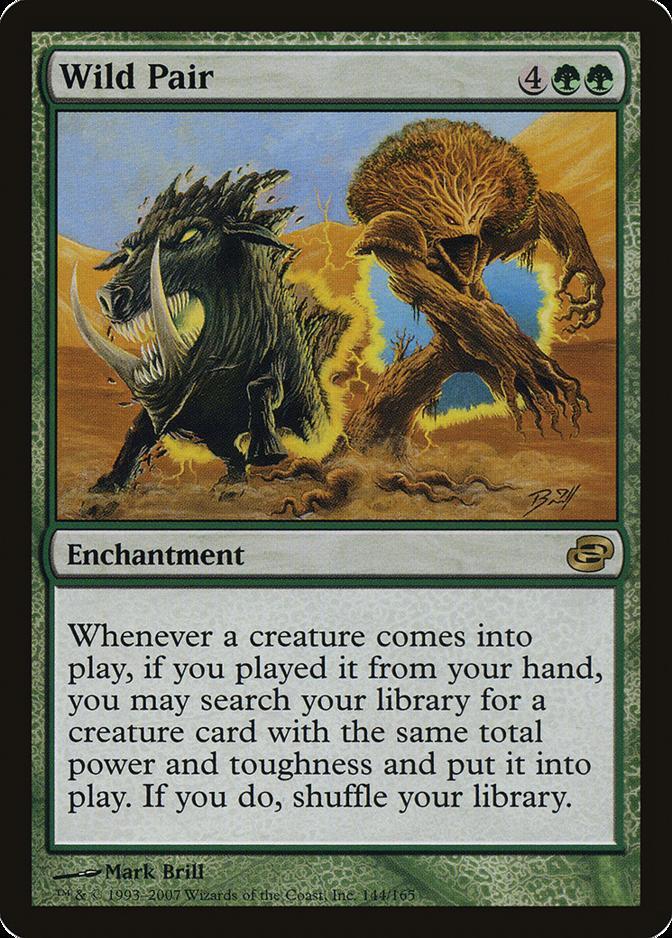 Wild Pair [PLC]