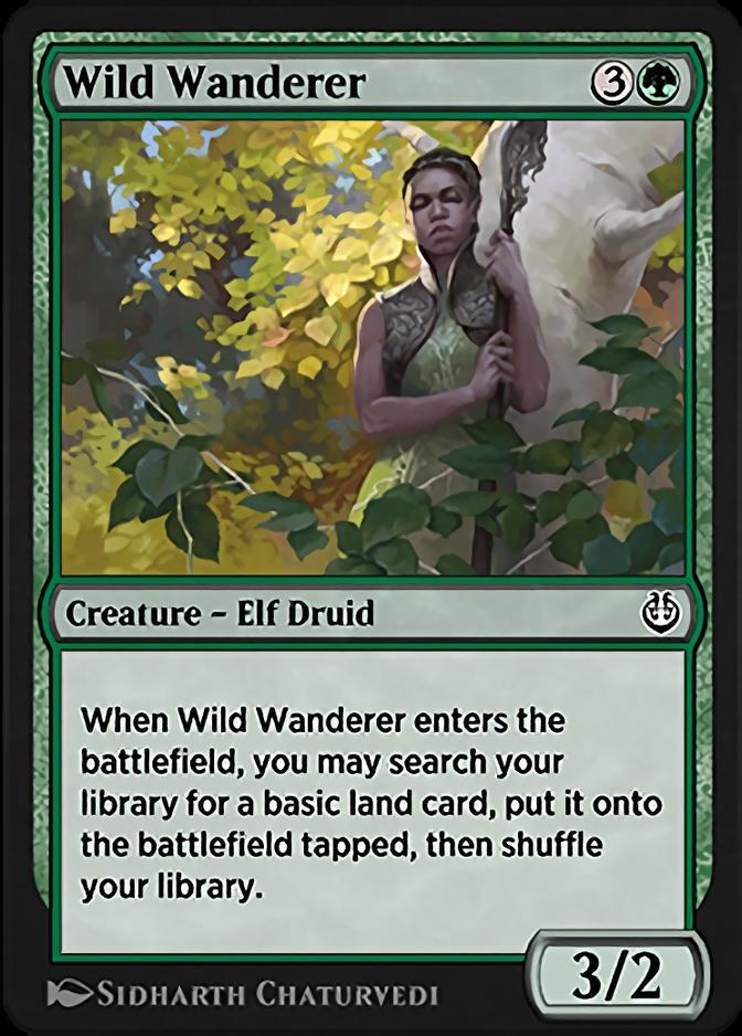 Wild Wanderer [KLR]