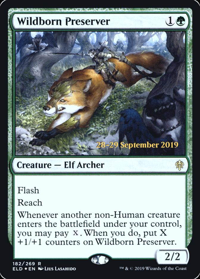 Wildborn Preserver [PRM-PRE] (F)