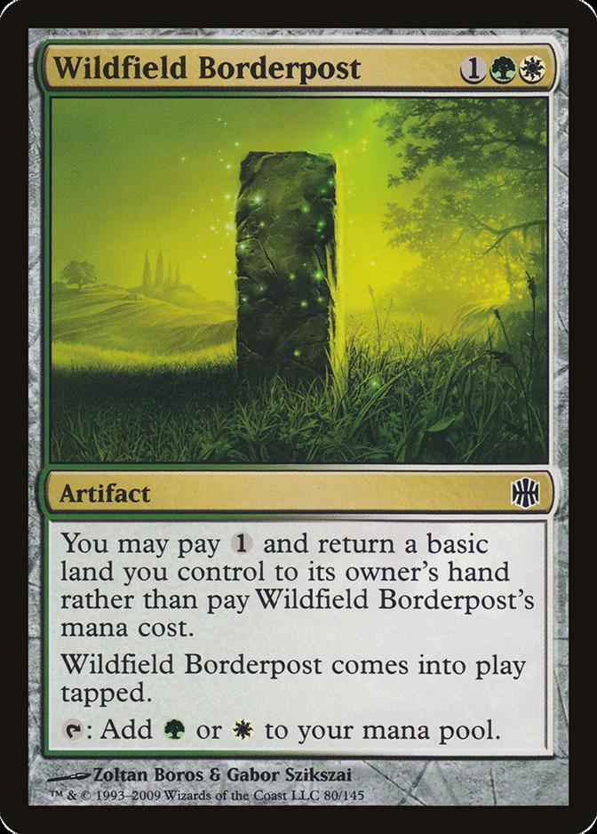 Wildfield Borderpost [ARB]